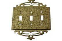 Wall Switch Plates - Light Switch Outlet Cover / SignatureThings.com provides you with premium quality brass switch plates with modern and elegant design. Crisply designed with durability to stylize your home.