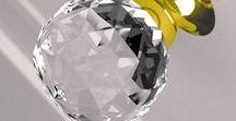 Crystal Hardware - Cabinet Knob & Pulls