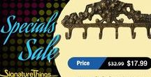 Special Sale - SignatureThings.com / Find great deals on signaturethings.com for brass hardware products.