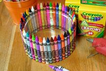 Kids Creations  / Ideas for children to make arts and crafts. Lesson plans and creativity.  / by Vanessa Bailey