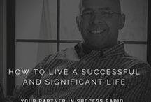 Your Partner In Success Radio / Please join me each Friday as I interview internet industry leaders as they share their success stories, the passion that energizes them and the business knowledge that they are so willing to share.