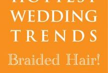 Hot Wedding Trends for 2013: #4 Braids / This is the 4th of 10 of the hottest wedding trends for next year that will be shared every Wednesday at www.3d-memoirs.com! You don't want to miss out on these fabulous wedding trend forecasts shared by guest blogger, Gail Oliver (OliverInk Etsy Shop)! Please see more Braid ideas at http://bit.ly/MwoCIt