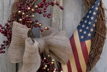 Let Freedom Ring!!! / The 4th/Memorial Day/Flag Day / by Michelle Donnelly