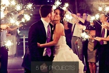 DIY Projects for Weddings / DIY projects for weddings! Find more wedding and DIY inspiration at www.3d-memoirs.com!