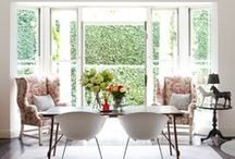 Lovely living areas / by Home Beautiful magazine