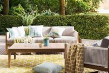 Outdoor living / by Home Beautiful magazine