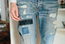 Clothing Redo/Mending / by Valerie Oliver