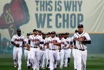3 Bs Braves, Baseball and Boys of Summer / by Melanie Hollingshead