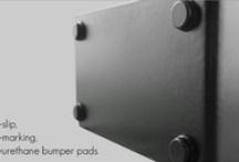 Rubber Bumper Feet for Electronics