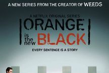 Orange is The New Black / by Courtney Leigh