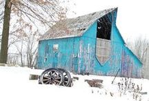 Wintertide / A collection of beautiful images representing wintertime from around the world / by Gracehill Farm