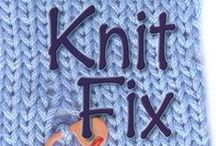Knitting Helps & Hints / by Karen Ruckman-Robinson