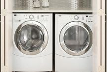 Lovely laundry rooms / Ideas for laundry room