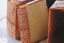 In search for Pound Cake perfection / I will try all of these recipes until I find the perfect buttery cake