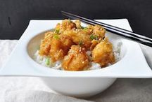Chinese Recipes / by Deonna:  The Child at Heart Blog