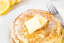 Breakfast Recipes / by Deonna:  The Child at Heart Blog