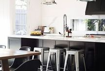 Inspire: bar stools / by Home Beautiful magazine