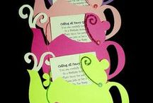 Kids Crafts Tea Party