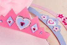 kids Crafts Princesses