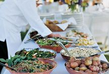 Food displays and buffets / Food must look almost as good as it tastes