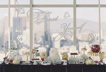 Love . Dessert Tables