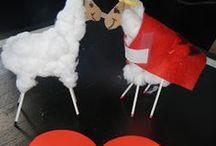 Kids Crafts Peru