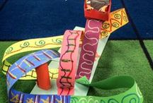 Kids Crafts Amusement Park