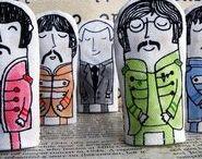 Kids Crafts History of Rock