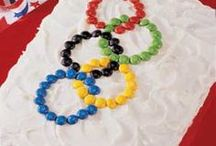 Kids Crafts Olympics