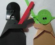Kids Crafts Star Wars