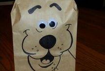 Kids Crafts Scooby Doo