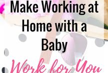 WAHM + Make Money / Stay at home moms - SAHM can become work at home moms and learn how to make money online while managing their household. Find all of your work-life balance, money making tips here.