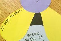 Kids Crafts Emotions/Inside Out