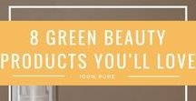 Natural Health & Beauty / Health & beauty products and DIY recipes with only natural ingredients!