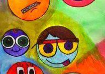 Kids Crafts Emojis
