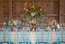EVENTS | Tablescapes / by Tinsel & Twine Event Design