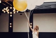 Events | Balloons / by Tinsel & Twine Event Design