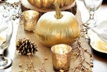 Thanksgiving Inspiration / by Baer's Furniture