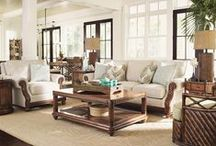 "Living Room /  ""Make every room a living room."" Alexandra Stoddard / by Baer's Furniture"