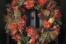 Wreaths! / Wreaths / by Sandy English