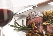 Recipes We Love / We love food with our wine here at J. Lohr. Explore our favorite recipes and wine pairings below.