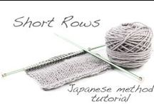 Knit Tricks / helpful ways to do things when knitting
