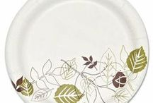 Using Paper Plates! / by Sandy English
