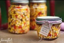 Recipes ● Preservation, Canning, Pickling / by a farmgirl's dabbles