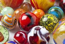 Marbles & Marble / by Sandy English