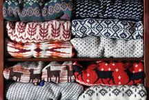 Cardigans And Knits  / by Lizzie