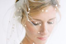 Bridal Hair - Headpieces & Veils / An inspiring collection of hair pieces and veils