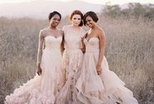 Bridal Dresses / A collection of stunning bridal gowns