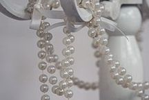 Pretty Little...Pearls / A collection of images to inspire and adore