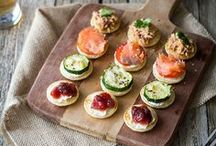 Creative Catering / Food and drink ideas for all occasions